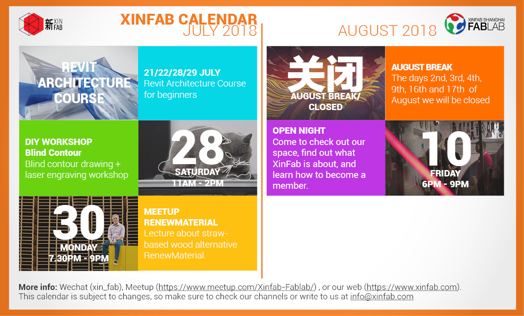 XinFab - Fablab in the heart of Shanghai